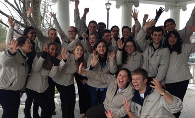 Alumni Social: Student Ambassadors
