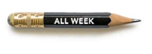 ALL WEEK