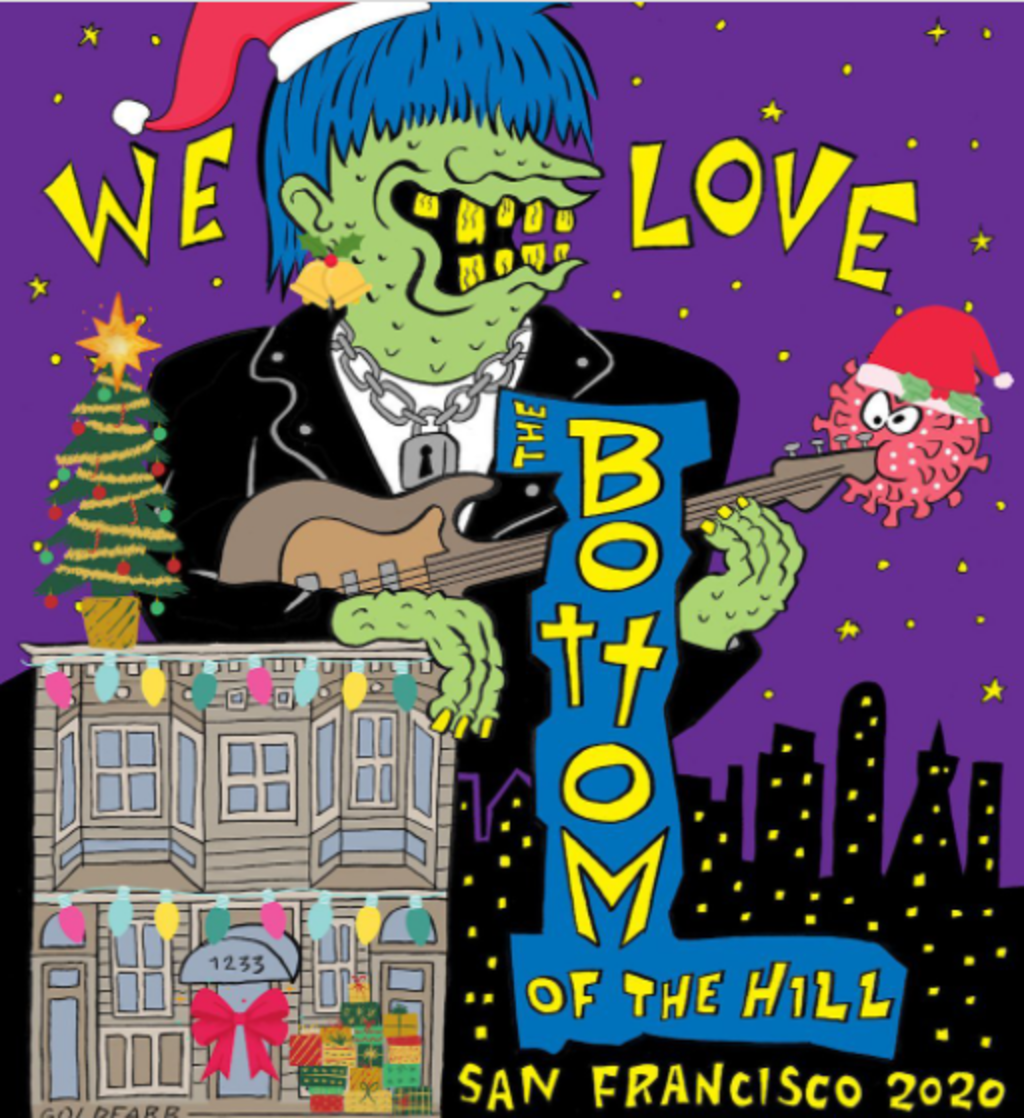 We Love Bottom of the Hill