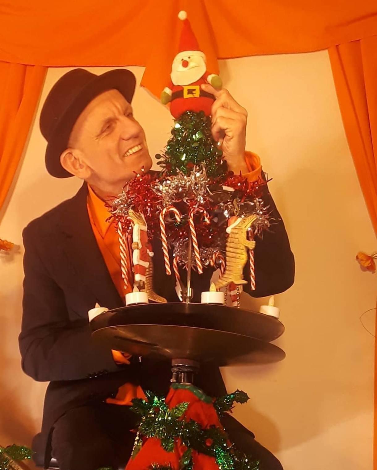 Brian Belknap Holiday Show