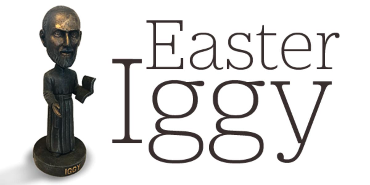 Easter Iggy