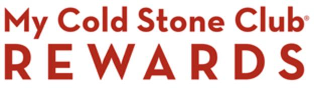 My Cold Stone Club® Rewards
