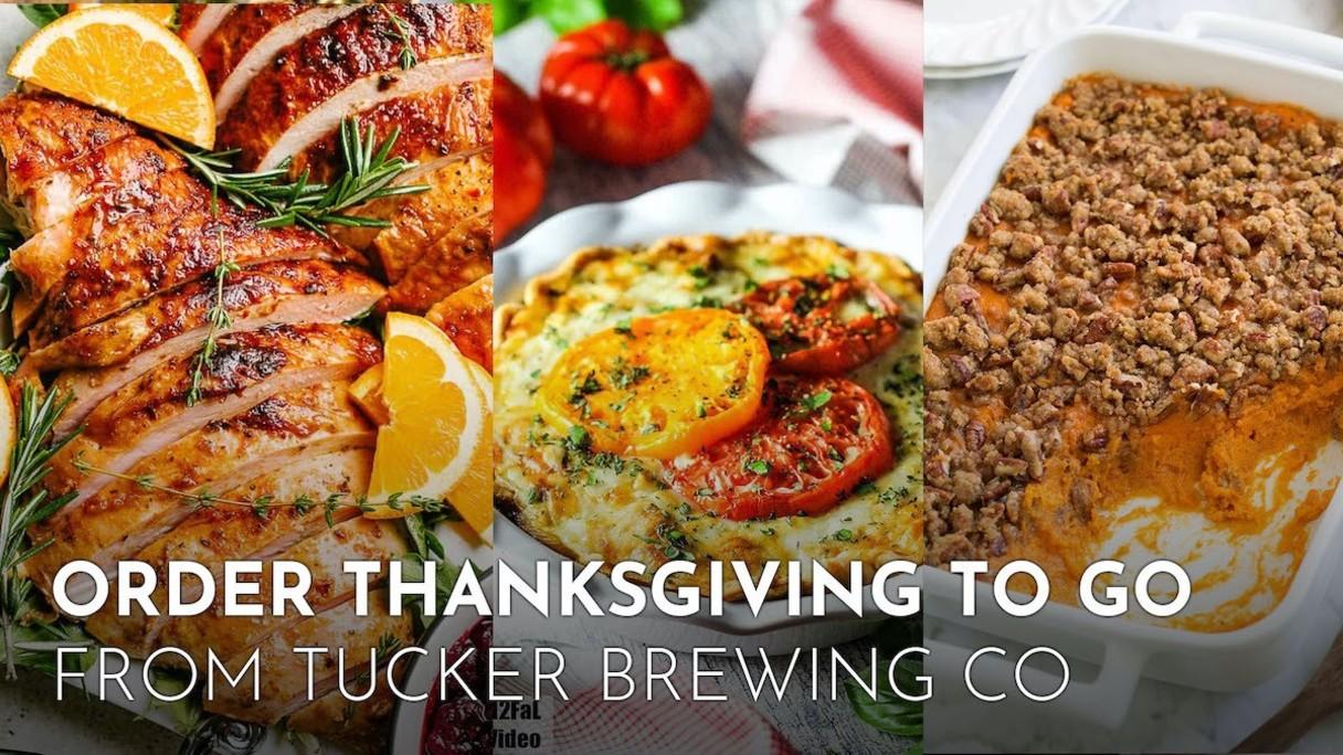 Tucker Brewing Thanksgiving