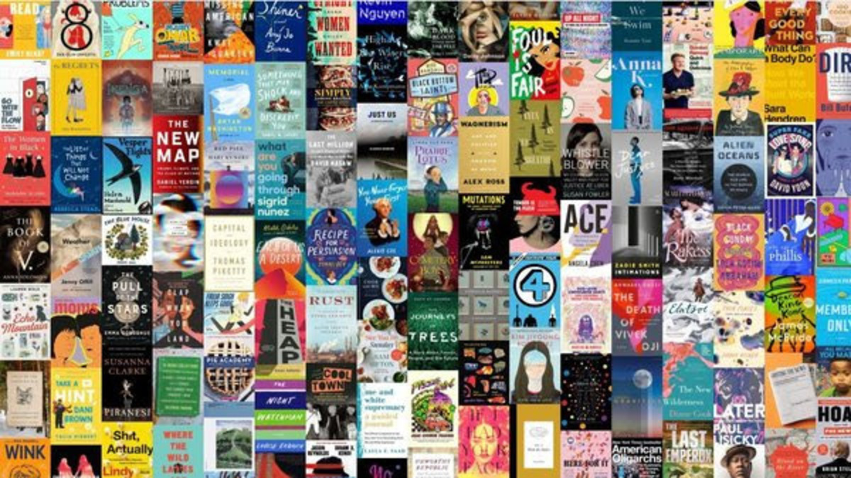The 2020 NPR Book Concierge