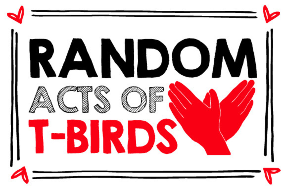 Random Acts of T-Birds