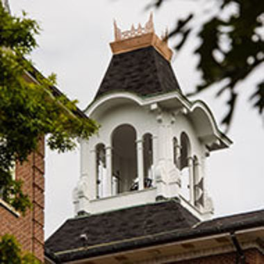 IUP bell tower