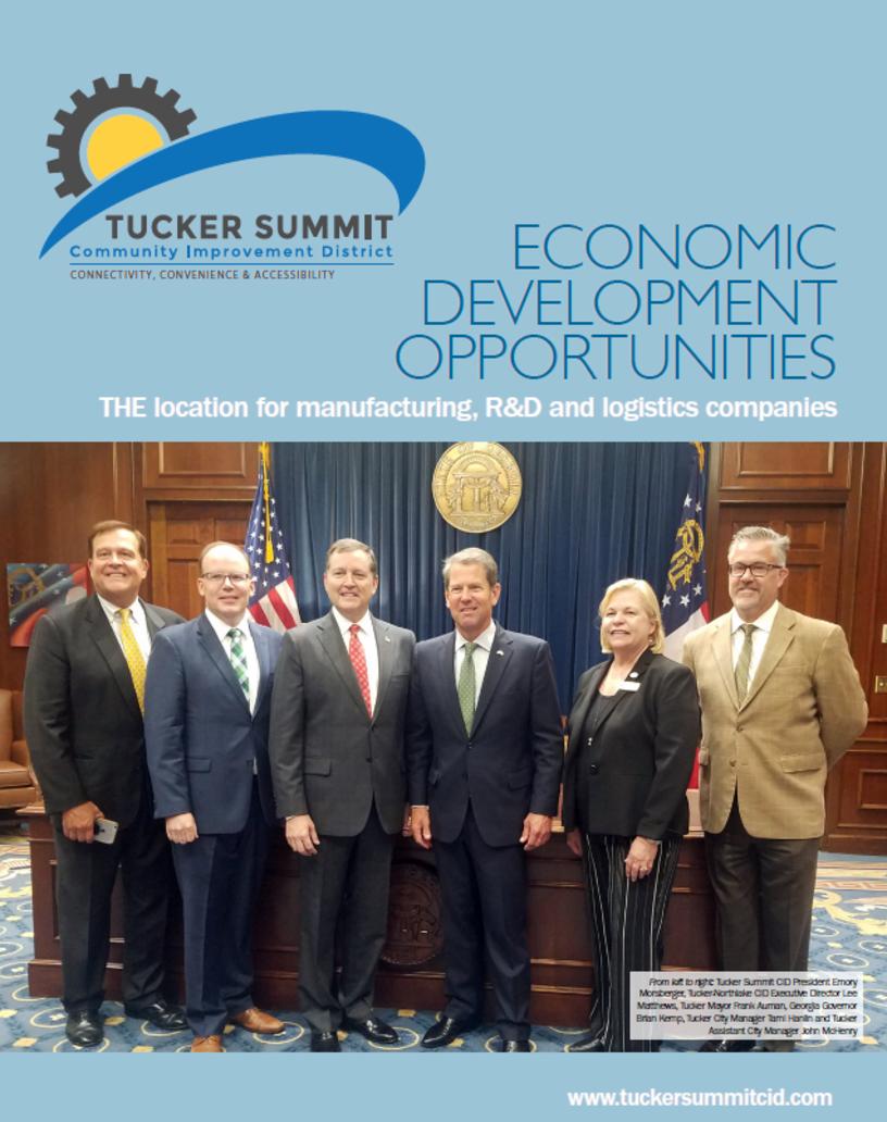 TSCID Economic Development Brochure