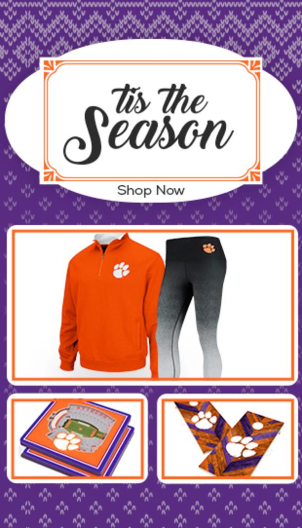 Tis the season Shop now
