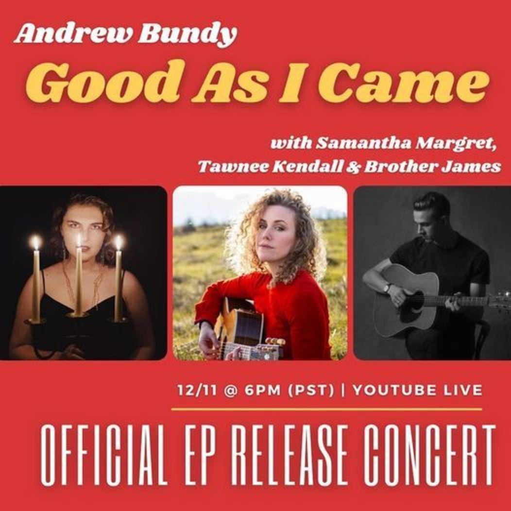 Andrew Bundy EP Release on Youtube