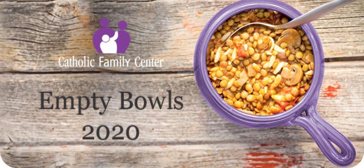 2020 Empty Bowls