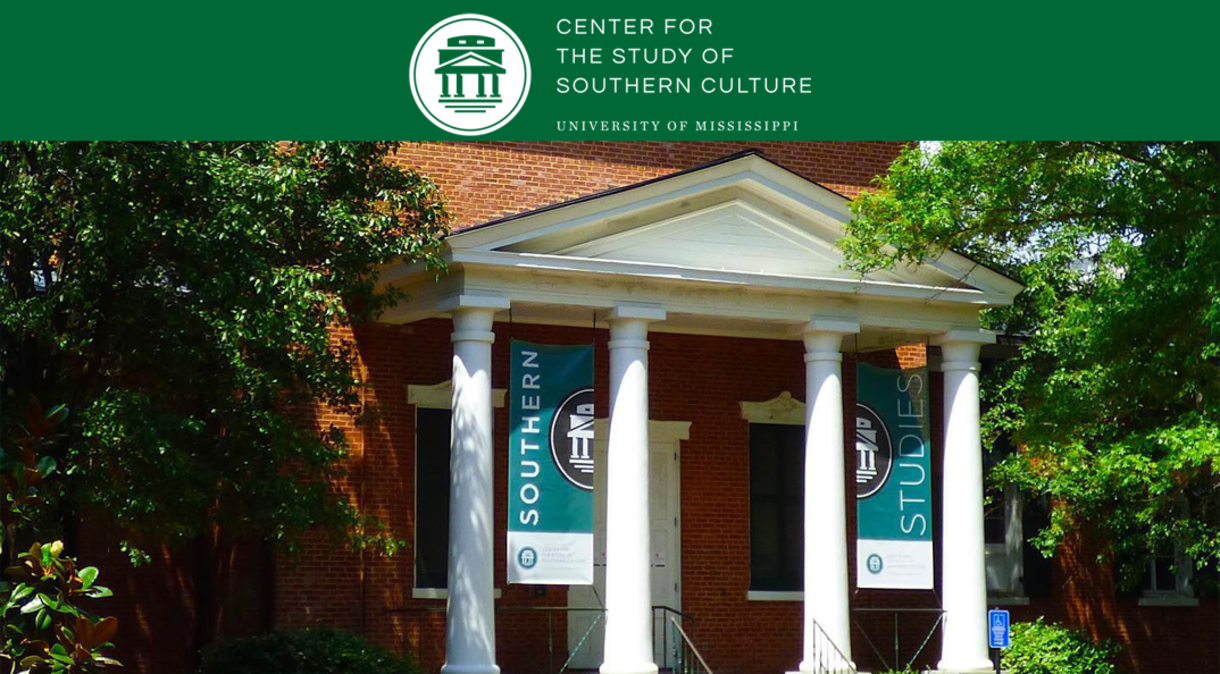 center for the study of southern culture banner