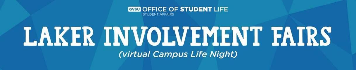 Laker Involvement Fairs (virtual Campus Life Night)