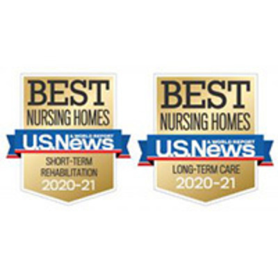 Hebrew Home of Greater Washington Named a 2020-2021 U.S. News & World Report Best Nursing Home