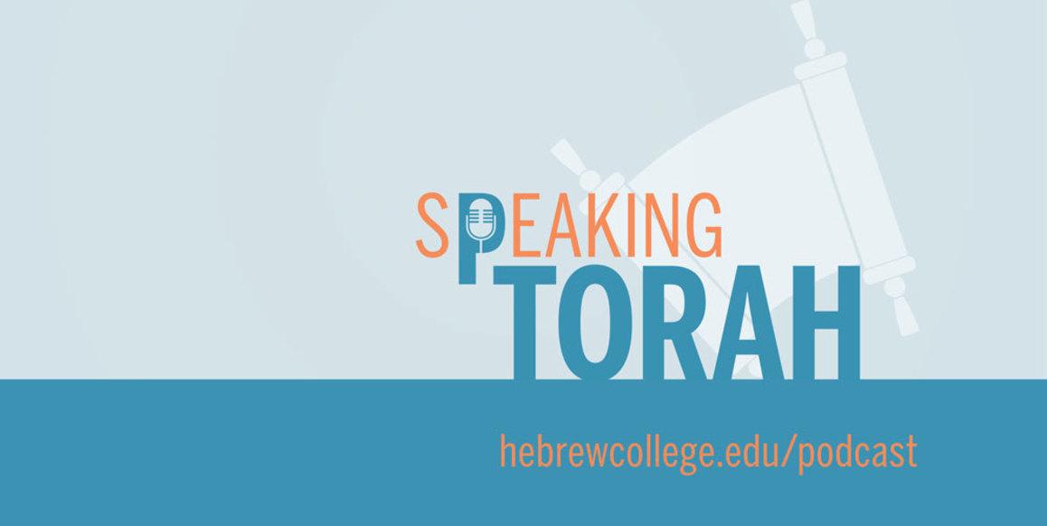 speaking torah banner