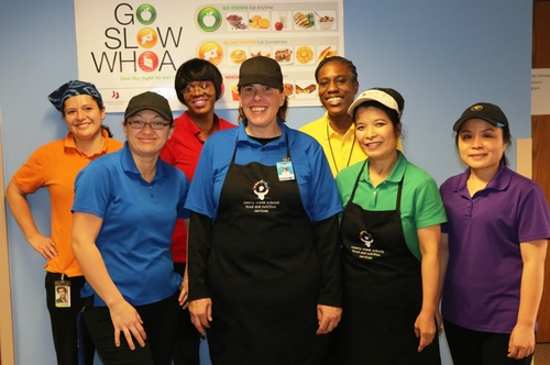 Food & Nutrition Services is hiring