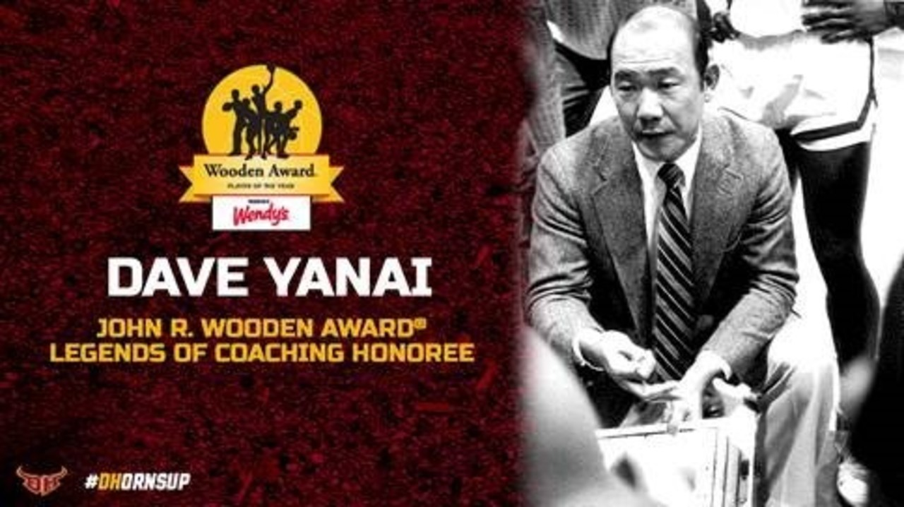 Award honoring past men's basketball coach Dave Yanai