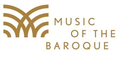 Music of the Baroque Logo