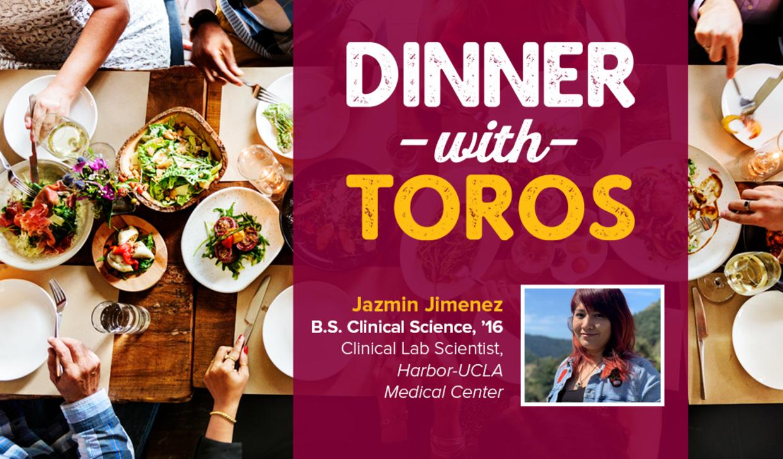 Dinner With Toros