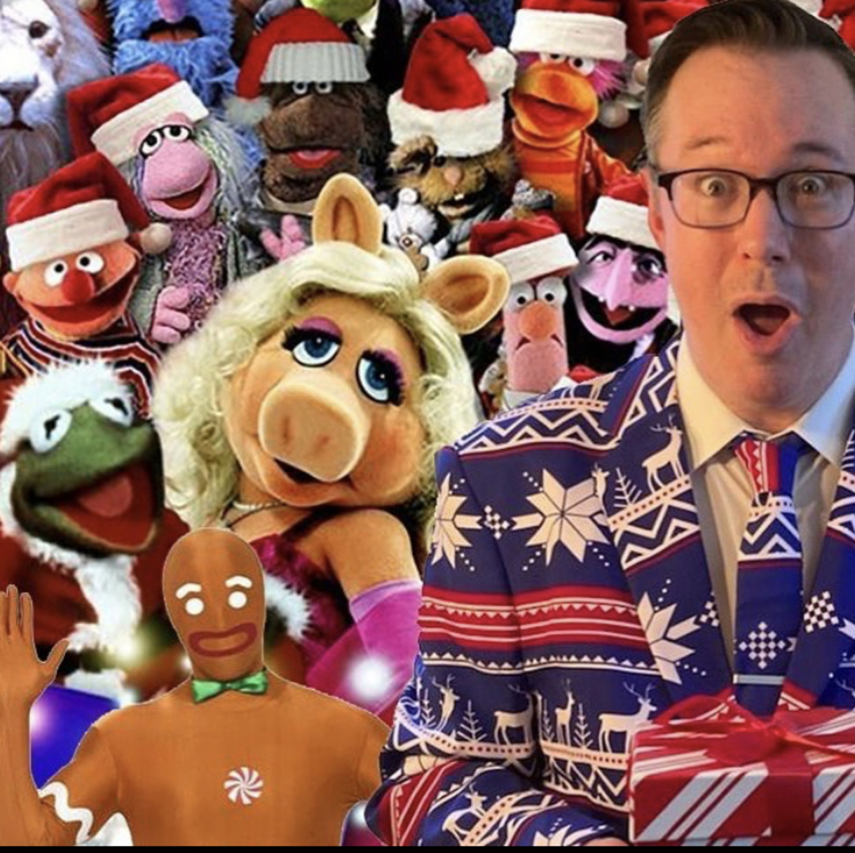 Brad and the Muppets