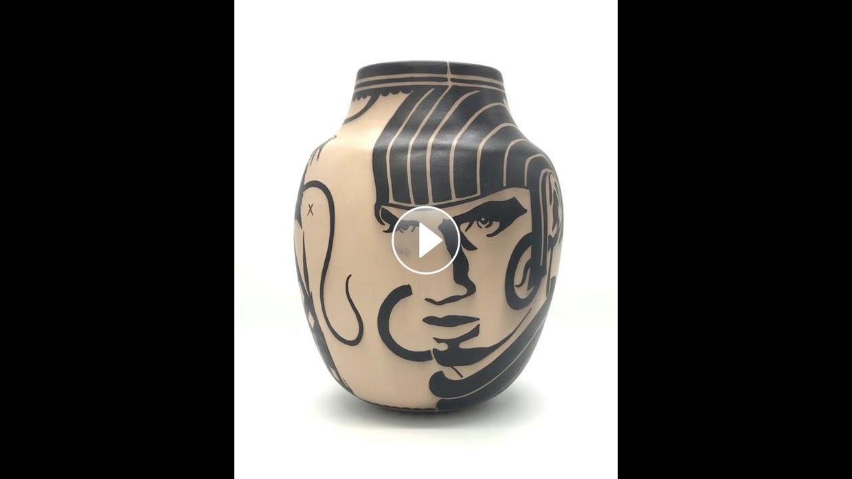 Virgil Ortiz fine art raffle