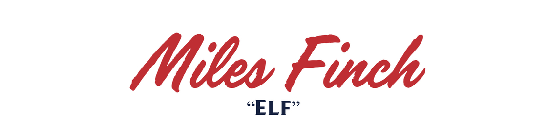 "Miles Finch, ""Elf"""