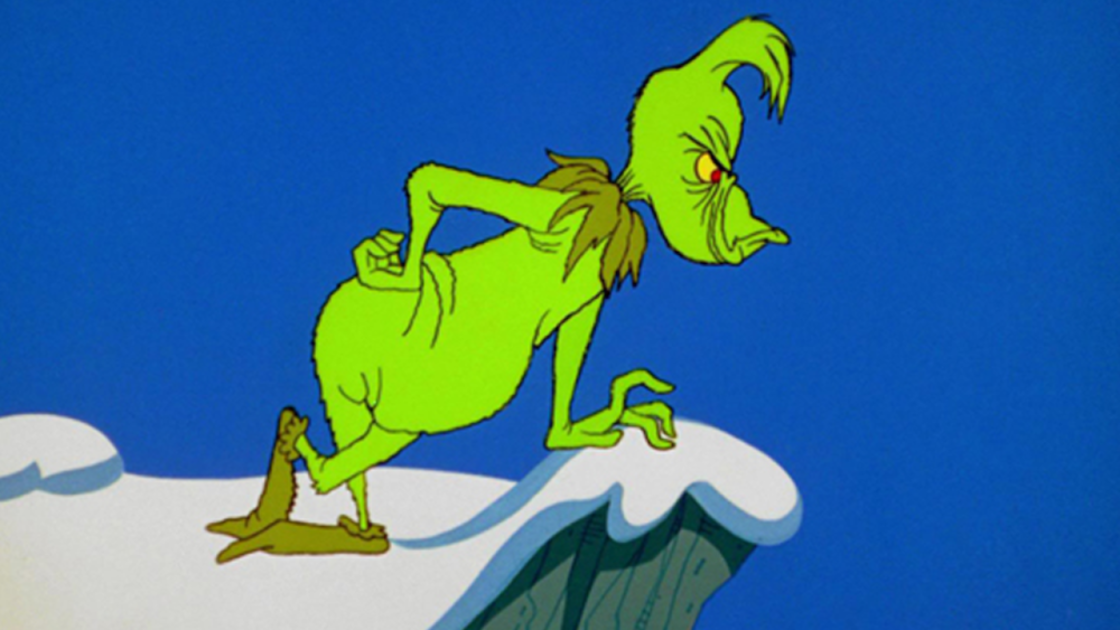 """The Grinch, """"How The Grinch Stole Christmas"""""""