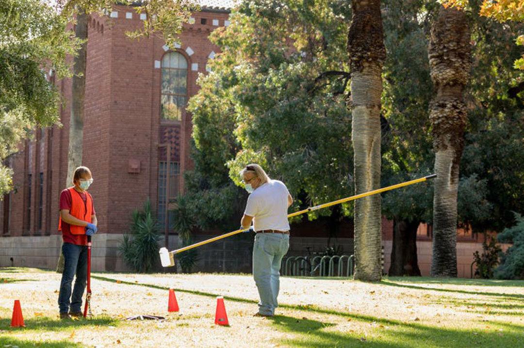 Conversation story on sewage testing