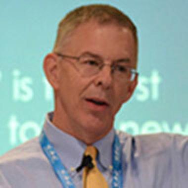 head shot of John McCarthy,