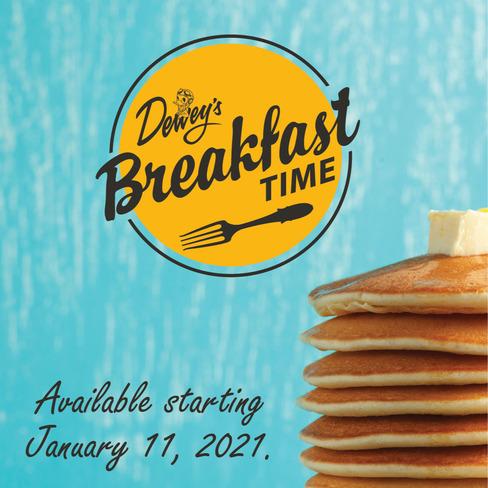 Dewey's Breakfast Time
