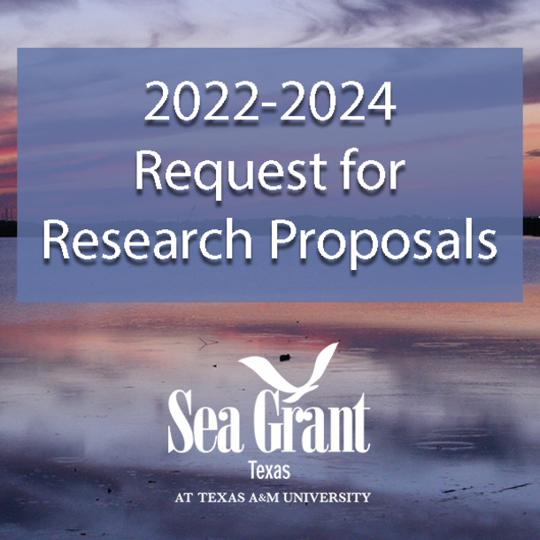 Sea Grant request for proposals