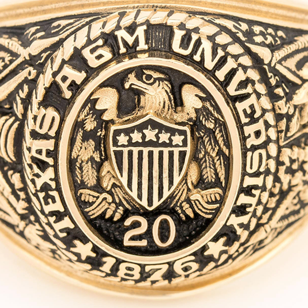 Class of 2020 Aggie Ring