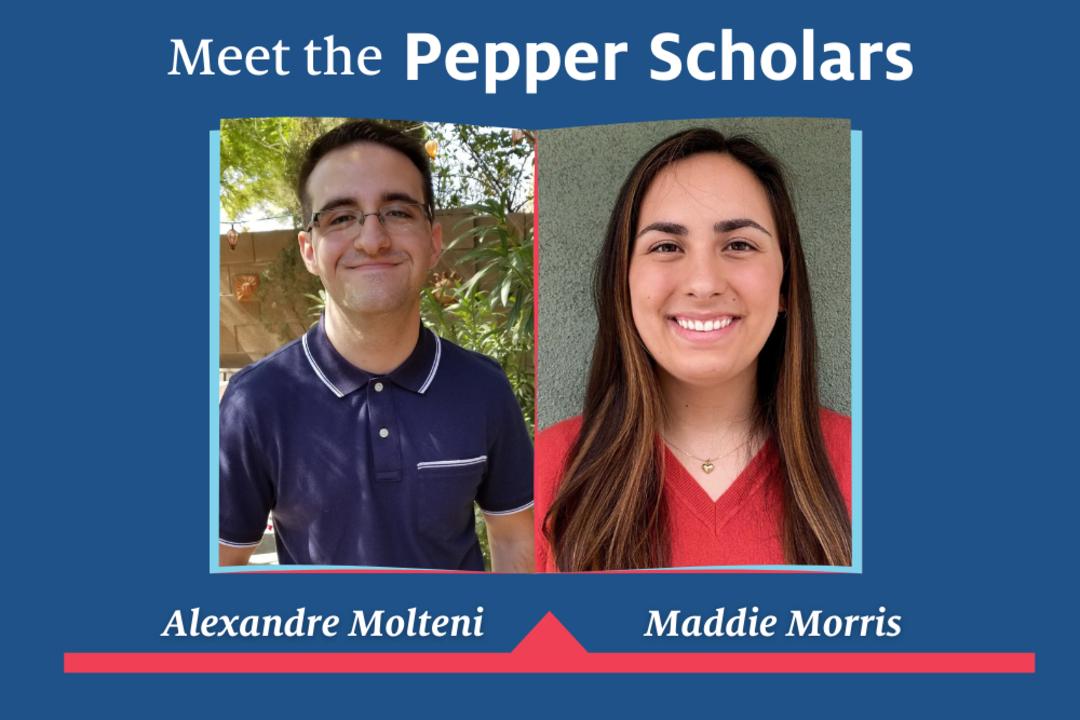 Pepper scholars