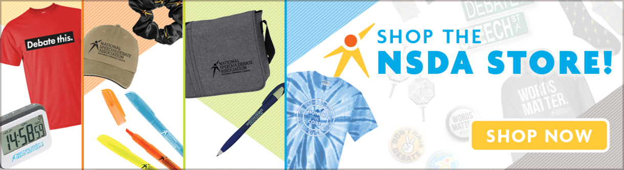 Shop the NSDA Store