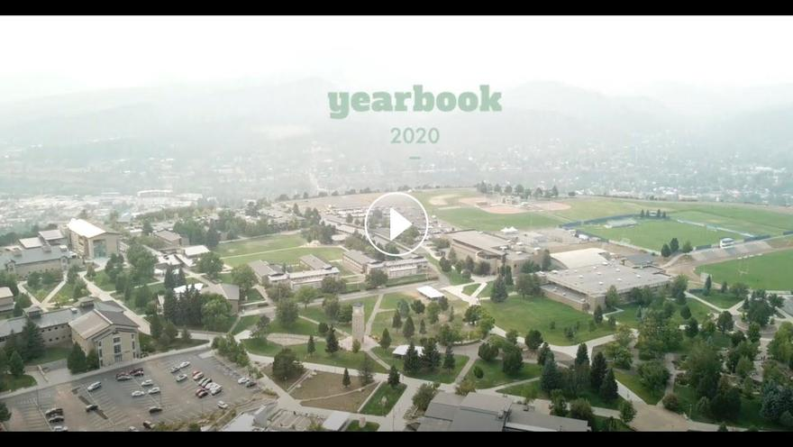 Fort Lewis College Yearbook 2020