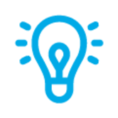 Lightbulb Icon by ✦ Shmidt Sergey ✦ from the Noun Project