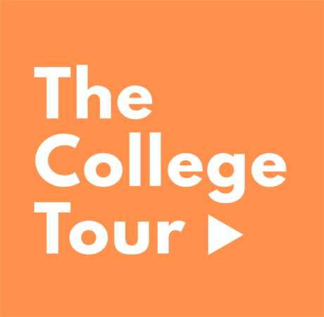 The College Tour graphic