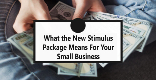 What the stimulus package means for your small business