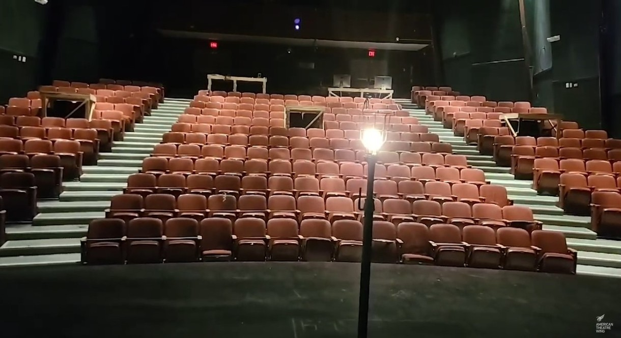 Working in the Theatre on YouTube