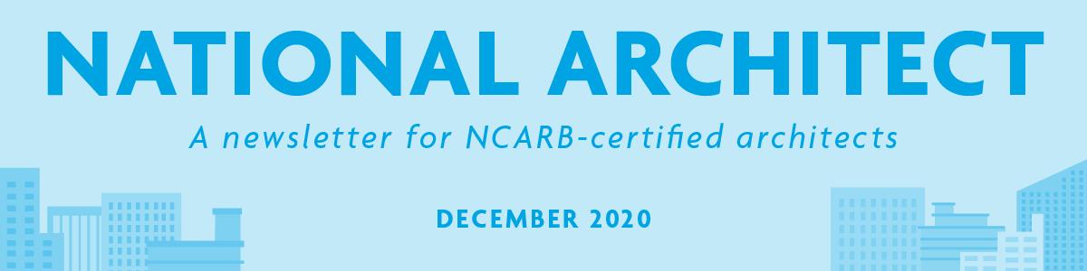 National Architect: December 2020