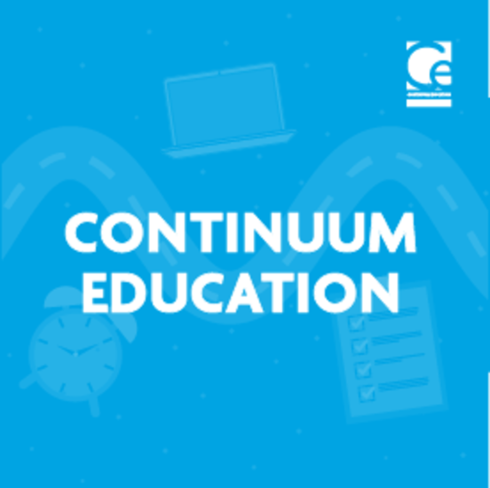 Meet Your Continuing Education Requirement Before the Year Ends