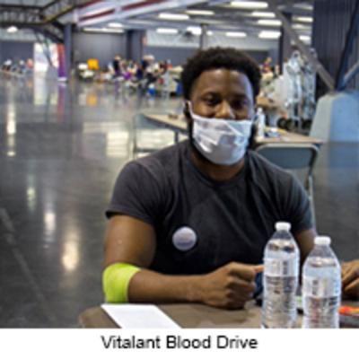 Vitalant Blood Drive