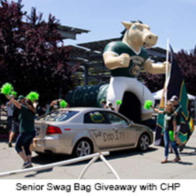 CHP Senior Graduation Swag Bag Giveaway