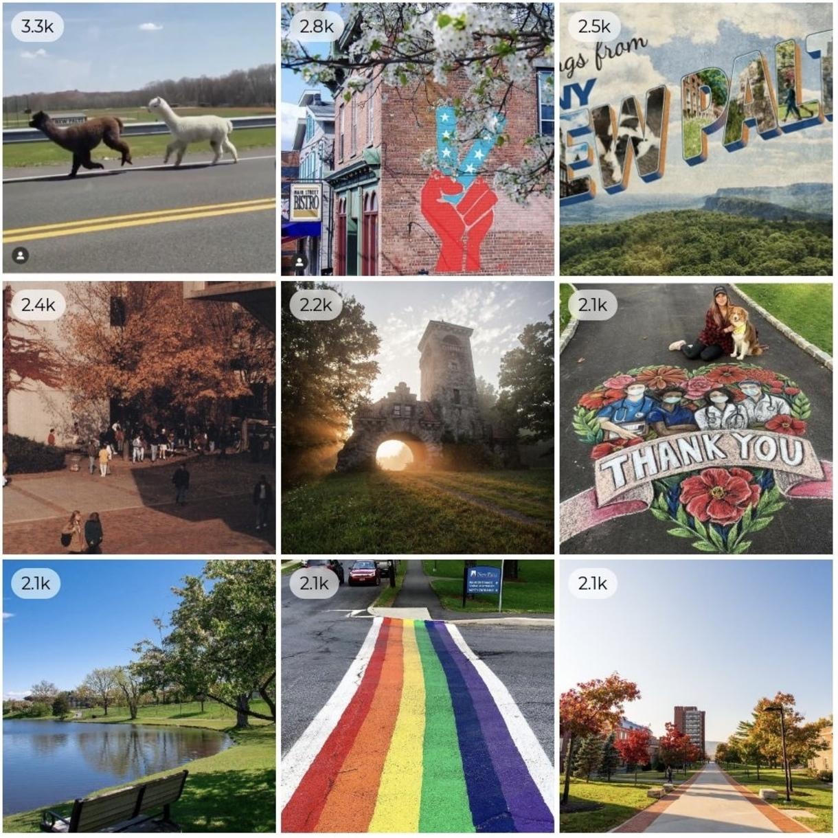 SUNY New Paltz on Instagram