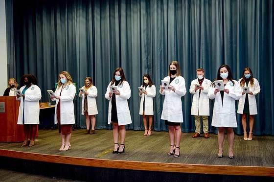 Pathologists Assistant White Coat Ceremony 2020