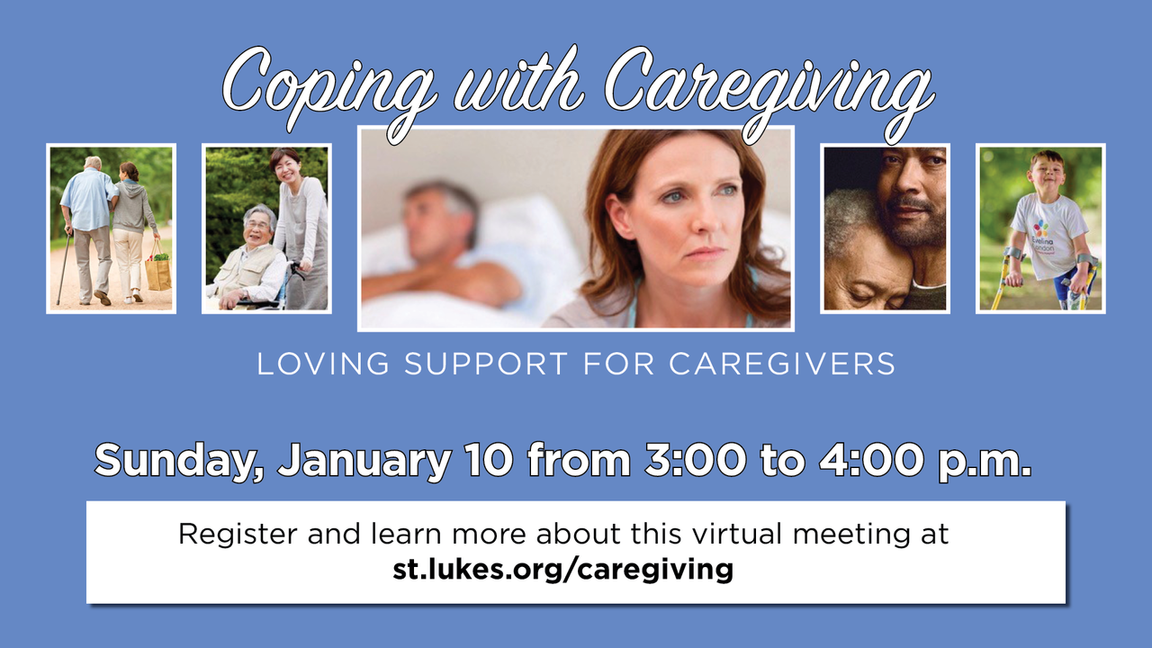 Coping with caregiving event page link
