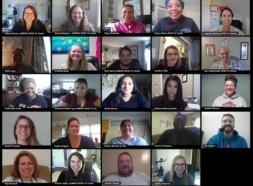 Virtual Leadership Academy Graduates