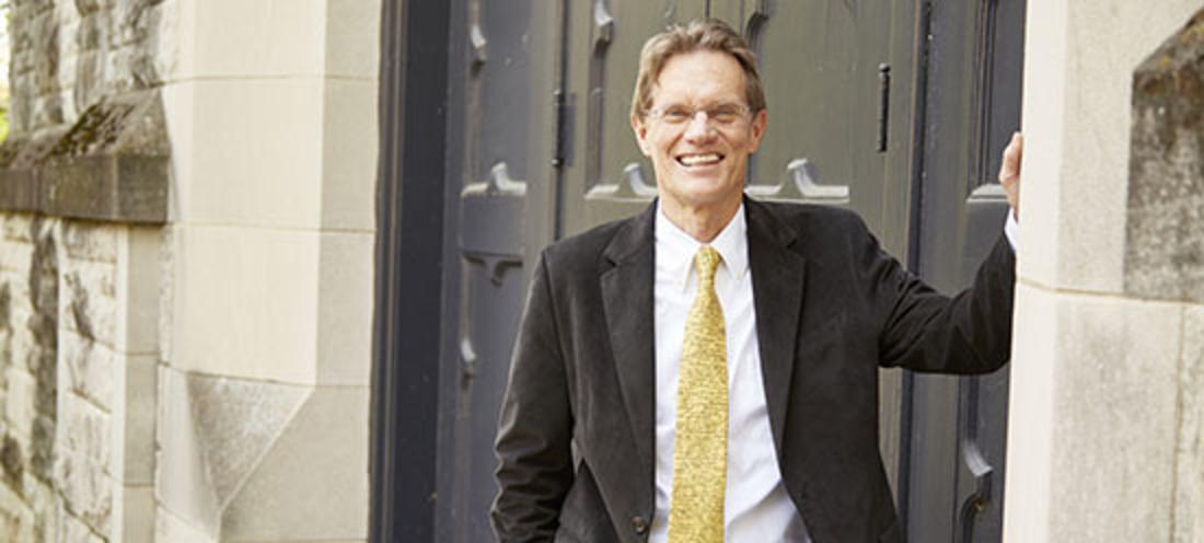 Christopher Slobogin honored with Vanderbilt University's 2020 Harvie Branscomb Distinguished Professor Award