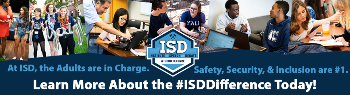 At ISD, the Adults are in Charge. Safety, Security, & Inclusion are #1. Learn More About the #ISDDifference Today!