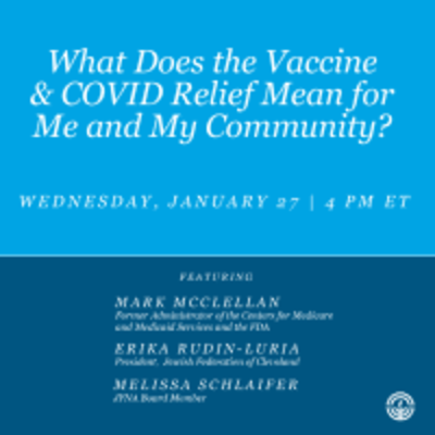 What Does the COVID-19 Vaccine Mean for Me and My community?