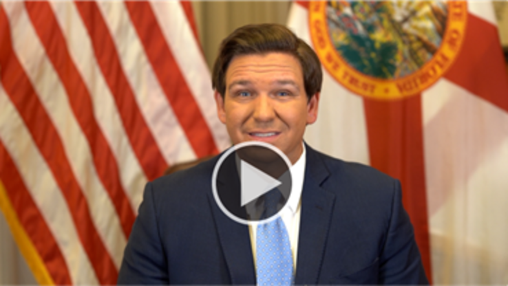 e1ec2a3b68ccd0cf3fb49445_738x416 Governor Ron DeSantis Provides Update on Florida's COVID-19 Vaccine Distribution and Accountability Business Events Health Lifestyle Politics [your]NEWS